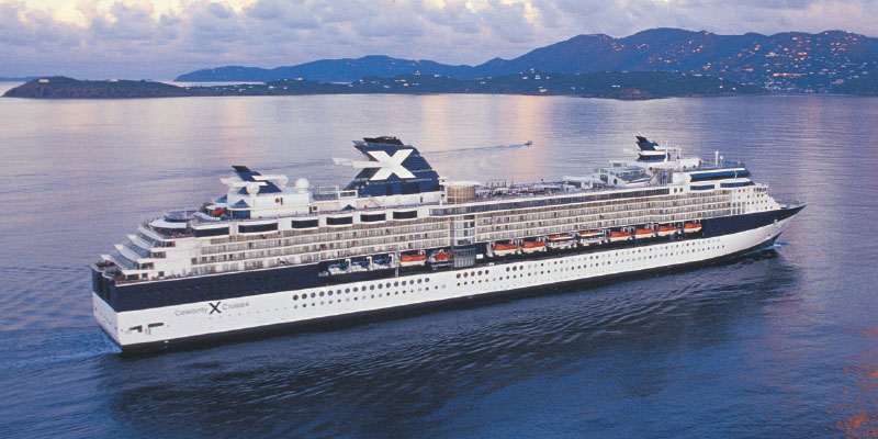 Celebrity Cruises Italy and Mediterranean Explorations