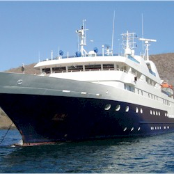 Celebrity Xpedition - sailing the Galapagos Islands year-round