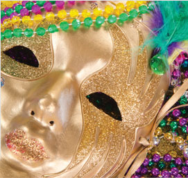 Celebrity Cruises Signature Event - Mardi Gras in New Orleans
