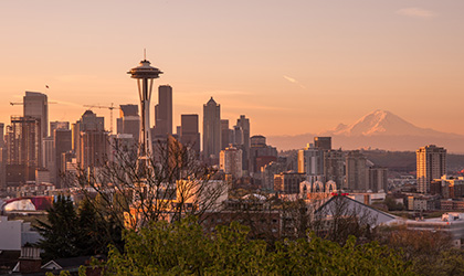 Celebrity City Stay Package in Seattle