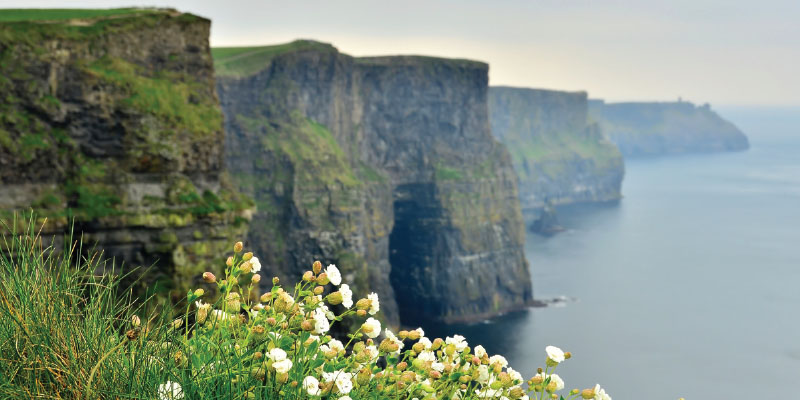 Ireland & Mediterranean Explorations Package