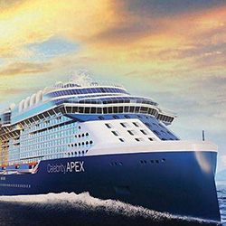 Celebrity Cruises, Celebrity Apex, Celebrity Edge