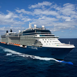 Celebrity Eclipse - a new era of style and class.