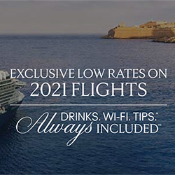 Reduced Airfares on 2021 Vacations