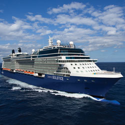 Celebrity Solstice Class - a new era of style and class.