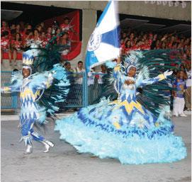 Carnaval in Rio de Janeiro Brazil