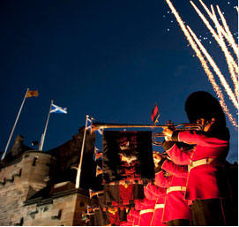 Celebrity Cruises Signature Event - Royal Edinburgh Military Tattoo