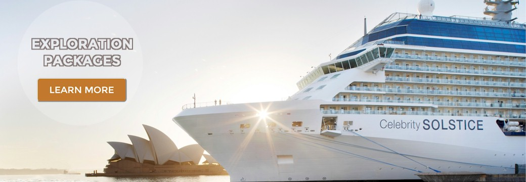 Celebrity Cruises Exploration Packages